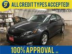 2014 Kia Optima LX*HEATED FRONT SEATS*PHONE CONNECT*KEYLESS ENTRY* in Cambridge, Ontario