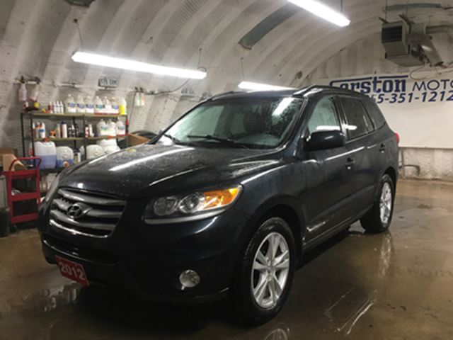 2012 HYUNDAI SANTA FE GLS*SPORT*3.5 V6*AWD*LEATHER*POWER SUNROOF*PHONE C in Cambridge, Ontario