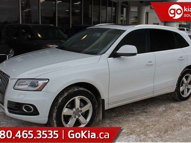 2013 Audi Q5 2.0T Premium Plus - Pano Roof - Push Button Start - Quattro in Edmonton, Alberta