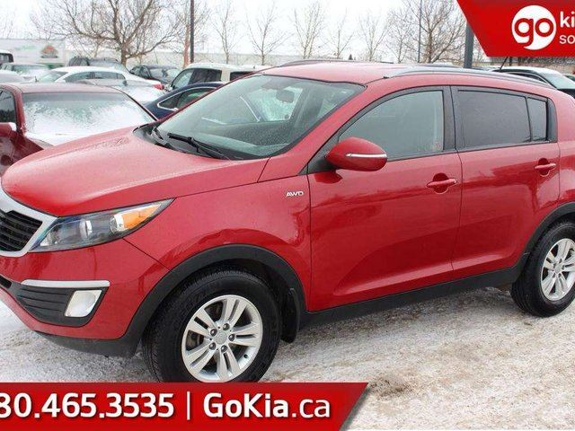 2012 Kia Sportage **$128 B/W PAYMENTS!!! FULLY INSPECTED!!!!** in Edmonton, Alberta