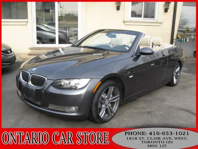 2008 BMW 3 Series Convertible NAVIGATION in Toronto, Ontario