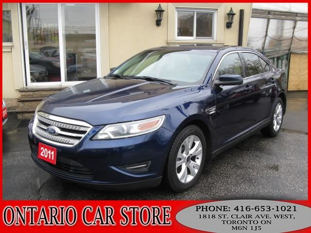 2011 FORD Taurus SEL AWD BLUETOOTH HEATED SEATS in Toronto, Ontario
