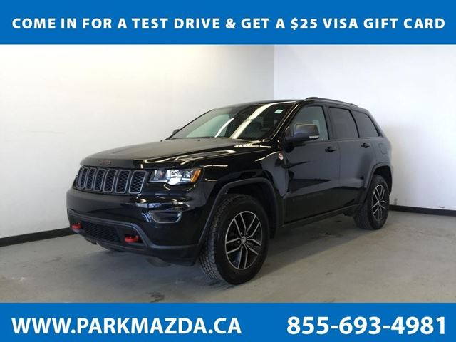 2017 JEEP Grand Cherokee Trailhawk in Sherwood Park, Alberta