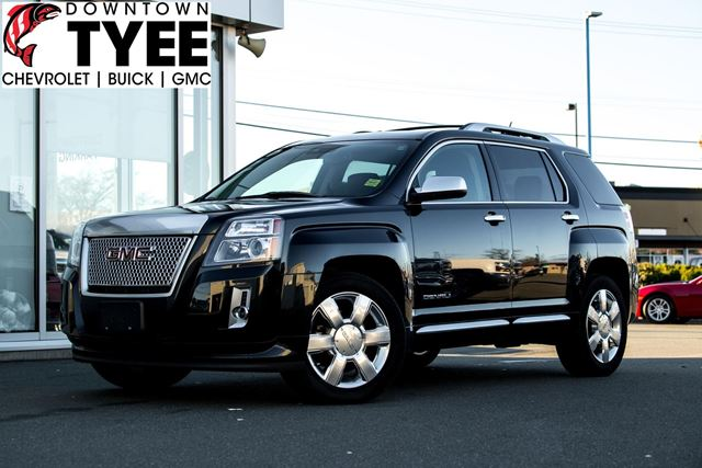 2015 GMC Terrain Denali in Campbell River, British Columbia