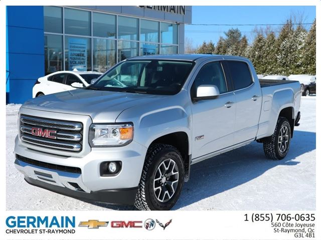 2017 GMC Canyon 4WD SLE in Saint-Raymond, Quebec