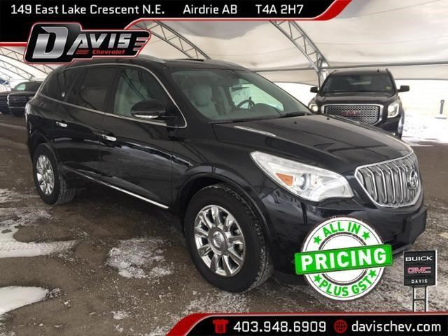 2013 BUICK ENCLAVE Leather in Airdrie, Alberta