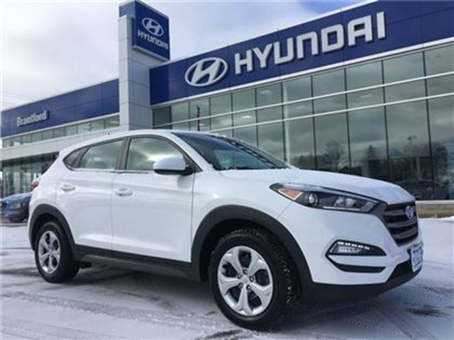 2016 HYUNDAI TUCSON GL - Low Mileage in Brantford, Ontario