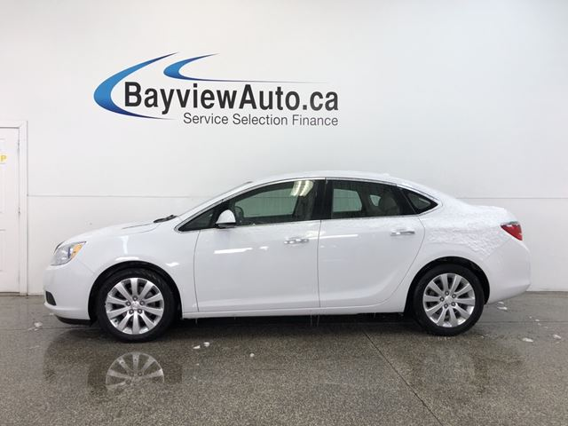 2014 BUICK VERANO - ALLOYS A/C BLUETOOTH ON STAR CRUISE LOW KM! in Belleville, Ontario