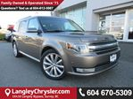 2013 Ford Flex Limited <b>*LEATHER*NAVIGATION*3RD ROW*<b> in Surrey, British Columbia