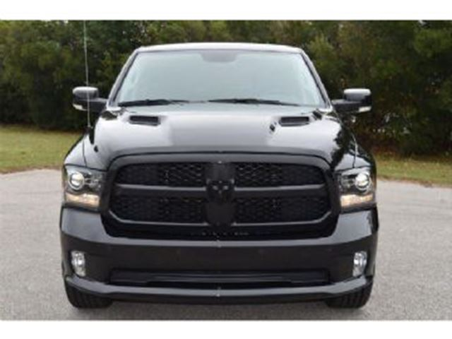 2018 DODGE RAM 1500 Quad Cab Night Edition 4x4 Excess Wear Protection in Mississauga, Ontario