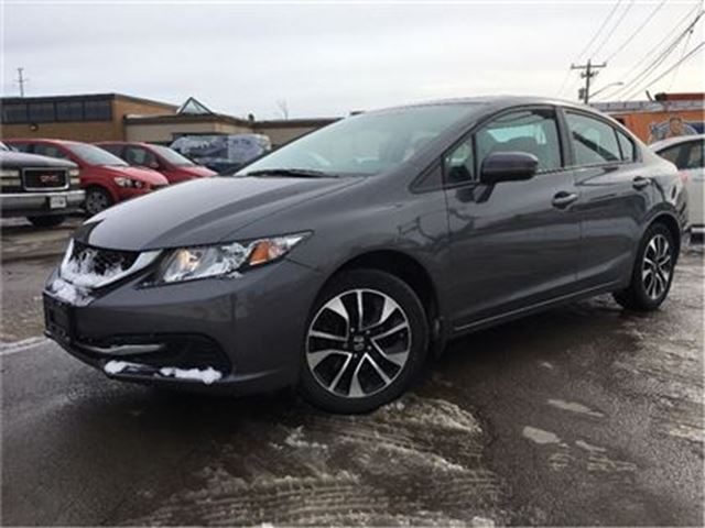 2014 HONDA CIVIC BACKUP CAM MOONROOF LOADED in St Catharines, Ontario