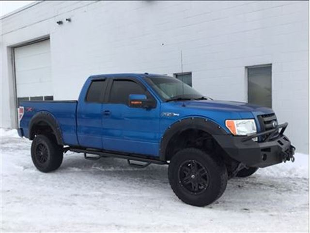 2009 FORD F-150 FX4 in Ottawa, Ontario