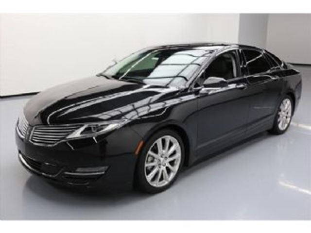 2015 LINCOLN MKZ Hybrid FWD ~ Reserve Package/Navigation in Mississauga, Ontario