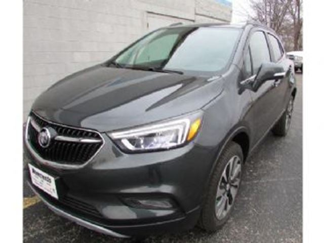 2018 BUICK ENCORE FWD PREFERRED (1SB) in Mississauga, Ontario