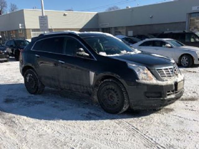 2015 CADILLAC SRX AWD in Mississauga, Ontario