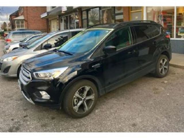 2017 FORD Escape 4WD SE in Mississauga, Ontario