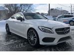 2017 Mercedes-Benz C-Class C43 AMG Coup+¬ Premium, AMG Driver, AMG Night, PREPAID maint. in Mississauga, Ontario