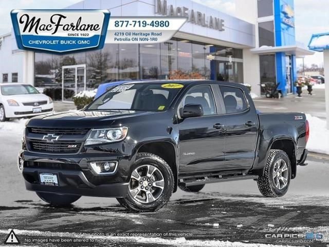 2017 Chevrolet Colorado 4WD Z71 in Petrolia, Ontario