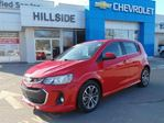 2017 Chevrolet Sonic LT in Charlottetown, Prince Edward Island