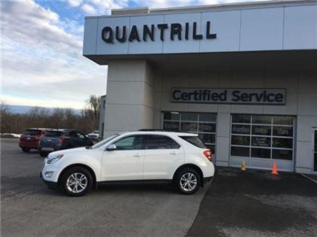 2017 CHEVROLET EQUINOX LT in Port Hope, Ontario
