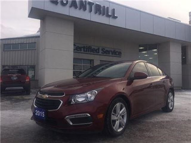2015 CHEVROLET CRUZE Diesel in Port Hope, Ontario