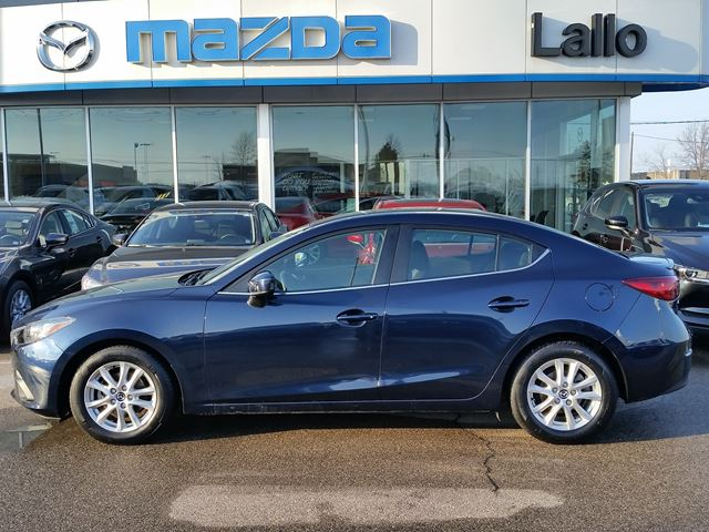 2014 MAZDA MAZDA3 GS-CPO UNIT in Brantford, Ontario