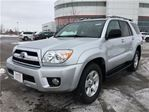 2008 Toyota 4Runner SR5 - Dealer Certified! in Stouffville, Ontario