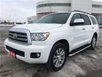 2010 Toyota Sequoia Limited - No Accidents / Great Service History! in Stouffville, Ontario