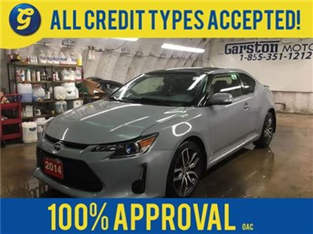 2014 SCION TC SPORTS*POWER SUNROOF*TRACTION CONTROL*CLIMAT in Cambridge, Ontario