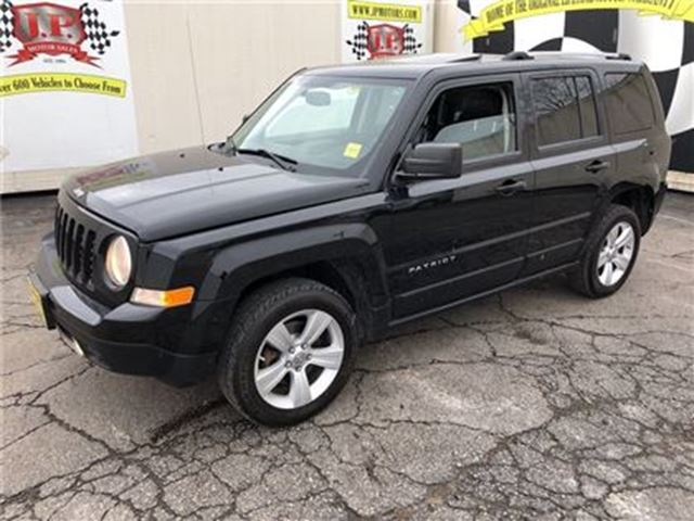 2012 JEEP PATRIOT Limited, Automatic, Leather, Sunroof, in Burlington, Ontario