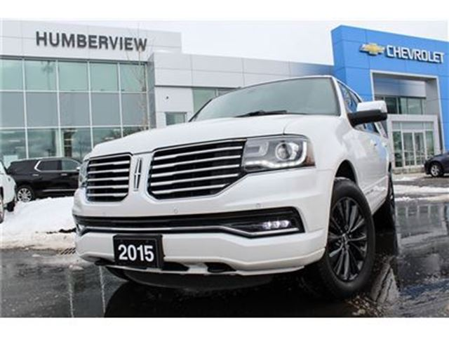 2015 LINCOLN NAVIGATOR Base NAVI LUXURY HEATED SEATS in Toronto, Ontario
