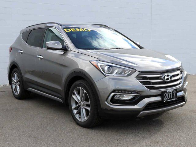 2017 HYUNDAI SANTA FE 2.0T Limited 4dr All-wheel Drive in Penticton, British Columbia