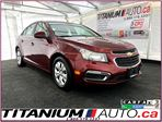 2016 Chevrolet Cruze LT+Camera+Remote Starter+Mylink+Traction & Cruise+ in London, Ontario