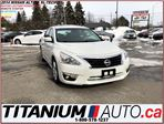 2014 Nissan Altima 2.5 SL+GPS+Camera+Leather+Blind Spot & Lane Depart in London, Ontario
