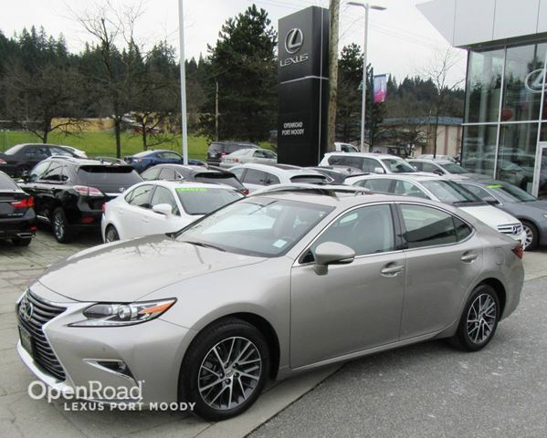 2016 LEXUS ES 350 Touring - Navigation - Back Up Camera - Blind S in Port Moody, British Columbia