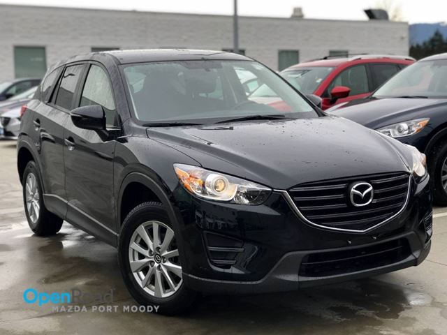 2016 MAZDA CX-5 GX FWD A/T No Accident Local One Owner Bluetoot in Port Moody, British Columbia