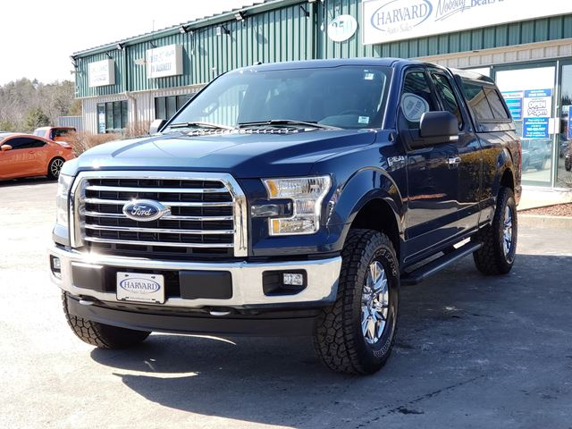 2017 FORD F-150 XLT XTR PACKAGE & BACK UP CAMERA in Lower Sackville, Nova Scotia