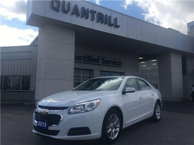 2015 CHEVROLET MALIBU LT in Port Hope, Ontario