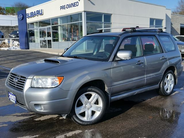 2007 SUBARU FORESTER XT Limited Turbo in Kitchener, Ontario