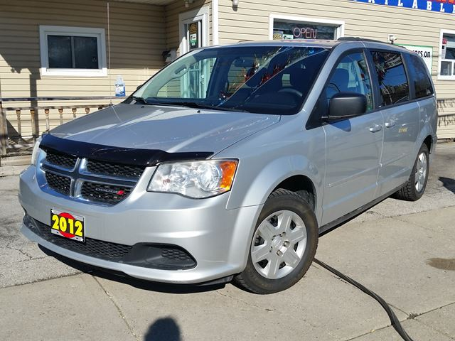 2012 DODGE Grand Caravan SE in Hamilton, Ontario