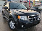 2011 Ford Escape XLT_DVD_LEATHER_SUNROOF_LOW KMS in Oakville, Ontario