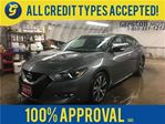 2017 Nissan Maxima SV*NAVIGATION*LEATHER*BACK UP CAMERA*PHONE CONNECT in Cambridge, Ontario