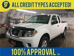 2013 Nissan Frontier SV*4WD*KING CAB*PHONE CONNECT*ALLOYS*BOX LINER*HIT in Cambridge, Ontario