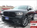 2017 Dodge Durango GT**LEATHER**SUNROOF**NAV**BACK UP CAM** in Mississauga, Ontario