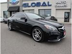 2014 Mercedes-Benz E-Class E350 Coupe 4MATIC AMG SPORT LOW KM. in Ottawa, Ontario