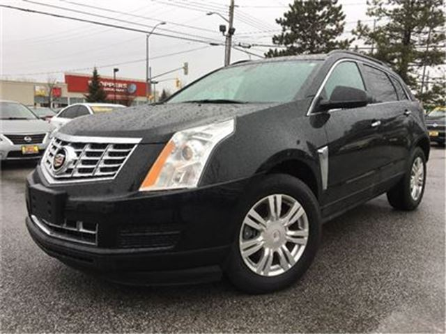 2014 CADILLAC SRX LEATHER HEATED FRONT SEATS BIGSCREEN RADIO in St Catharines, Ontario