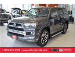 2017 Toyota 4Runner Limited, 4WD, Navigation, Memory Seats in Milton, Ontario