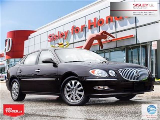 2008 BUICK ALLURE CXL in Thornhill, Ontario