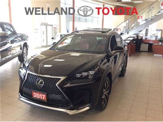 2017 LEXUS NX 200T F Sport. Series 3 in Welland, Ontario
