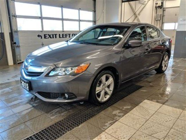 2015 Acura ILX Leather Heated Seats/Backup Camera/Bluetooth in Thunder Bay, Ontario
